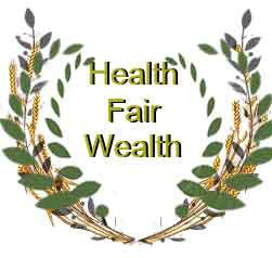 Health Fair Wealth