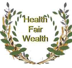 Health Fair Wealth